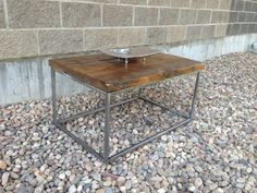 Hey, I found this really awesome Etsy listing at http://www.etsy.com/listing/162173042/reclaimed-wood-coffee-table-or-side