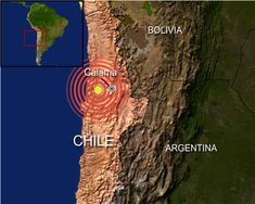 Chile shaken by 7 moderate quakes in 24 hours, Nov 21, 2012 | The Extinction Protocol: 2012 and beyond