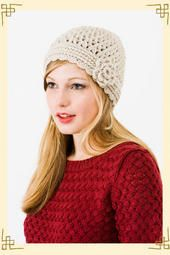 We're dying over this adorable Blossom Knit Hat from Francesca's Collections at Bethesda Row!  How can you go wrong at only $24?