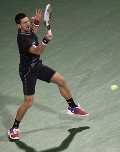 Novak Djokovic, Dubai vs Tipsarevic