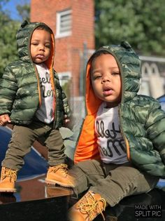 Lil man too fly 😍😍 👑⭐👑⭐👑⭐ # suis # aime # aime # aime . Cute Kids Fashion, Little Boy Fashion, Cute Outfits For Kids, Baby Boy Fashion, Toddler Outfits, Baby Boy Outfits, Black Baby Boys, Cute Black Babies, Beautiful Black Babies