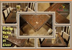 Dining table, Office Table, Conference table; be it any table it will have best top glass with Rangkala Glass Designs. We offer range of table top glass. Conference Table, Office Table, Glass Company, Glass Design, Nice Tops, Dining Table, Range, Abstract, Summary