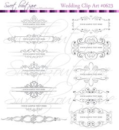 GRAY Digital Borders Frames Crowns cliparts by MSweetboutique, $5.99