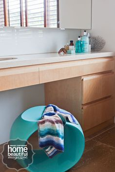 Mixed materials bathroom design - Yahoo New Zealand