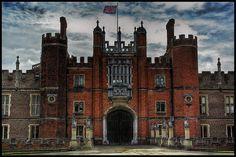 King Henry VIII's Palace.