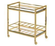 "Wózek barowy ""Sullivan Gold"", 48 x 80 x 70 cm"