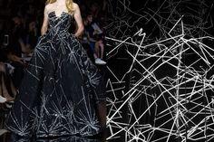 Match #303Zuhair Murad Haute Couture Fall 2015|Neon Bubble byLoris Gréaud,2008More matches here