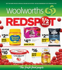 Woolworths Catalogue 10 - 16 February 2016 - http://olcatalogue.com/woolworths/woolworths-catalogue.html