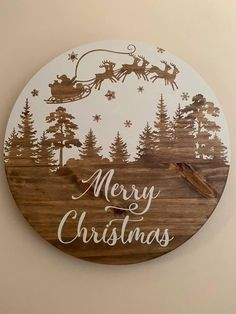 Christmas Signs Wood, Christmas Door, All Things Christmas, Christmas Holidays, Christmas Wreaths, Christmas Decorations, Christmas Ornaments, Merry Christmas, Christmas Projects