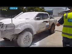 Nerta on a muddy ute Washing Soap, Monster Trucks, Youtube, Youtubers, Youtube Movies