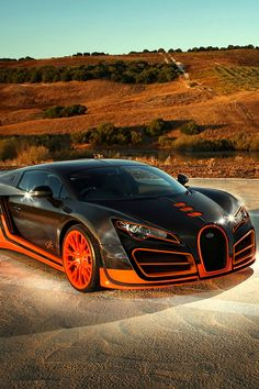 Bugatti Ettore SS Concept