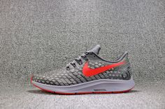 5289fc8b8780 NIKE AIR ZOOM PEGASUS 35 GREY ORANGE Price  104