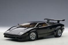 Lamborghini Countach 25th Anniversary | 1:18 Scale Model Car by AUTOart