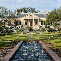 Longue Vue House and Gardens, New Orleans | SouthernLiving.com