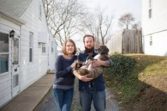 A Photographer Has Made A Series About Adopting Rescue Pets And It Will Emotionally Break You