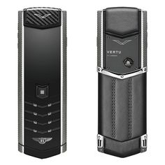 Vertu Signature for Bentley. Vertu presents its second phone for Bentley.
