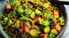 Tom Ketteridge shares his recipe for Roasted Winter Sprout Curry Vegetarian Xmas, Vegetarian Recipes, Cooking Recipes, Vegan Curry, Cooking Together, Bbc Radio, Roasted Turkey, New Flavour, Stop Eating