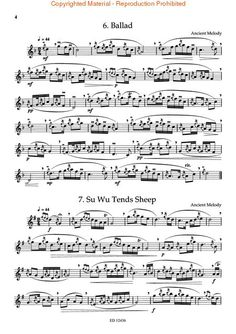 dizi flute notes - Google Search