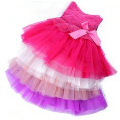 Fantastic girls party dress