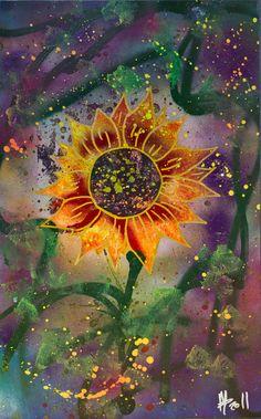 Sunflower  - Morgan Richardson
