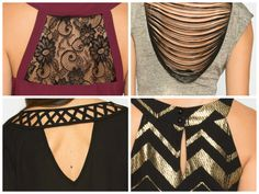 Back it up! Swoon over an assortment of flirty tops with lace, fringe, lattice and keyhole backs starting Nov. 12 at ByerCA.com. #BYERCA