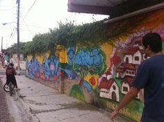 Visto en Esteli, situado en la carretera panamericana, Nicaragua.