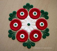 decor with mason jars decor teal kitchen decor … Indian Rangoli Designs, Simple Rangoli Designs Images, Rangoli Designs Latest, Rangoli Designs Flower, Colorful Rangoli Designs, Rangoli Ideas, Beautiful Rangoli Designs, Kolam Designs, Mehndi Designs