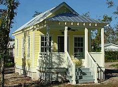 Love the Katrina Cottages!