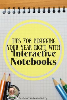 Beginning the year with interactive notebooks can be daunting but if you take time to plan ahead with these tips you will be A-OK!
