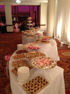 "Cookie bar vs candy bar at wedding. All homemade Italian cookies baked by family and a gift to send home with guests in ""to go"" bags"