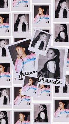 The beautiful Ariana Ariana Grande Background, Ariana Grande Wallpaper, Adriana Grande, Photo Star, Ariana Grande Pictures, Cimorelli, Ellie Goulding, Cute Wallpapers, Moonlight