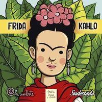 Libros Anti-Princesa para cuando tenga hijos!! // Anti-princess books to read to my future children! Tapa numero 1, Frida Kahlo para chicas y chicos
