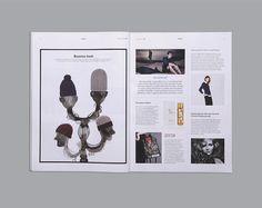 JJK Magazine by Brown Fox Studio, via Behance
