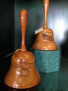 Ohio & America Music Box Bell