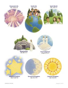 Primarily Inclined: Printable Activities from LDS.org