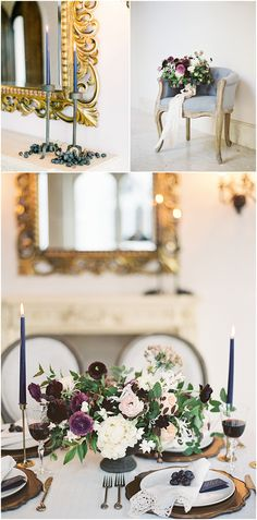 SOFT AND MOODY EDITORIAL   CHATEAU COCOMAR   HOUSTON FLORAL DESIGNER — Without Wax, Katy