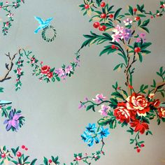 inez croom  wallpaper