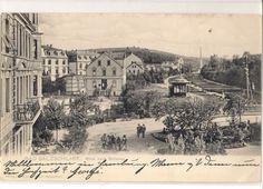 Bahnhofstr.- Lindenstr. 1905