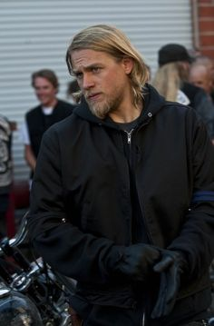 Charlie Hunnam...yes, please!