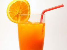 Refrigerante de Laranja Caseiro -