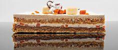 Con sólo 28 años, dirige la partida del restaurante Boroa Jatetxea de Amorebieta, con estrella Michelin, y le gusta realzar los sabores clásicos de la pastelería, recreándonse en la presentación y las decoraciones finales como en este pastel que presentamos en Dulcypas 435.