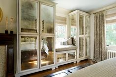 Masters Residence - traditional - bedroom - charleston - Panageries