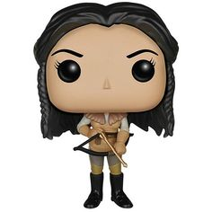 Funko Once Upon a Time Snow White POP Vinyl Figure (13 CAD) ❤ liked on Polyvore featuring home, home decor, holiday decorations, snow white figurines, vinyl home decor, vinyl figure, vinyl figurines and funko