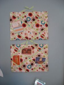 Make your own French memo board.  I did this and filled it with photos, bookmarks, cards, and other things for a young girl for her birthday.  Great gift, cheap as you want to make it.