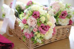 flowers by Heather Carpenter at Clare wedding suffolk