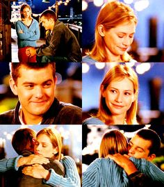 Andie and Pacey - Dawson's Creek