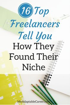 Struggling to find your niche? Read how 16 freelancers, in industries such as blogging, copywriting, graphic design, coaching, and social media management found their niche. Their actionable tips will help you find your niche too! Pin now, read later!