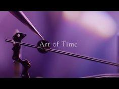 """セイコーホールディングスのグループスローガンをテーマにした、ブランド・ミュージックビデオです。 作曲:服部真二(セイコーCEO)/作詞:セイコー社員/うた:やくしまるえつこ ■""""Art of Time""""とは? 47種1200個のメカニカルウオッチパーツ(最小わずか0.7mm!)と時計職人の技術が織りなす「時間」の..."""