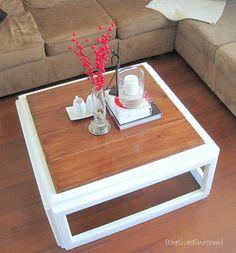 Coffee Table Revamp