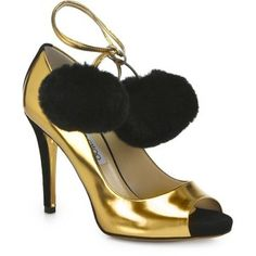 jimmy choo pom pom - Google Search